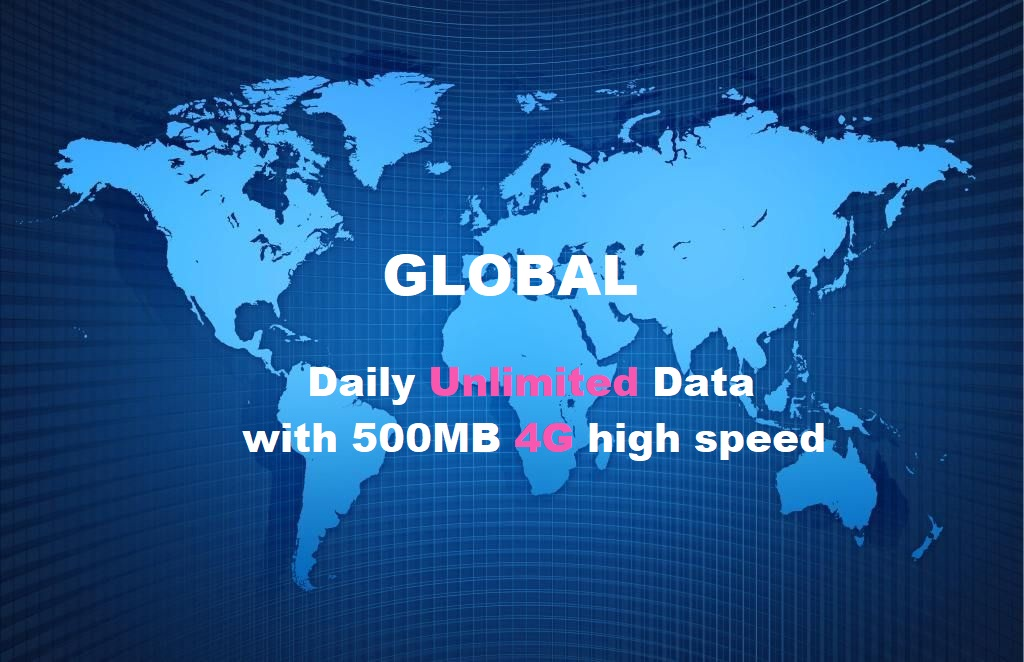Global WiFi Hotspot Rental | Pocket MiFi Device | Portable 4G